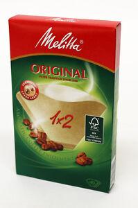 Genuino-Melitta-Cafe-Filtros-1x-2-paquete-de-40-80087