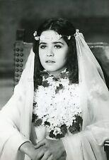 MARIA SCHNEIDER  VIOLANTA 1977 VINTAGE PHOTO ORIGINAL #1