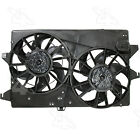 Dual Radiator and Condenser Fan Assembly-Rad / Cond Fan Assembly 4 Seasons 75282