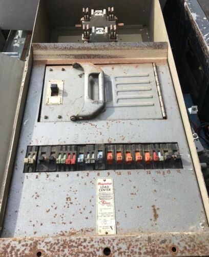 Details about  /ZINSCO METER SOCKET 100A 120//240V 1 PHASE RECONDITIONED GOOD CONDITION OBSOLETE