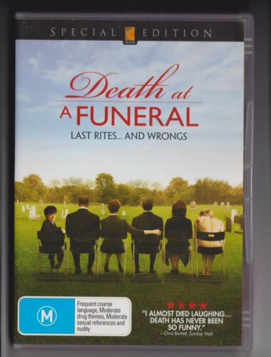 1 of 1 - Death At A Funeral (DVD, 2010)