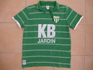 Maillot-ASSE-AS-Saint-Etienne-KB-Jardin-reedition-Adidas-neuf-Taille-XL
