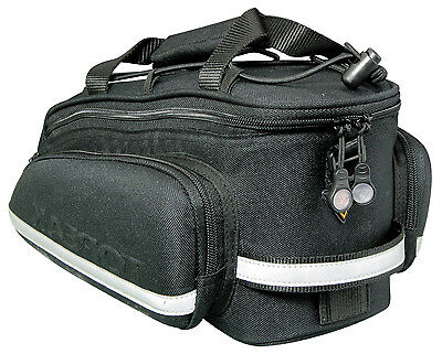 Topeak Rx Trunkbag Ex, Ex, Trunkbag With Rigid Molded Panels 3741c8