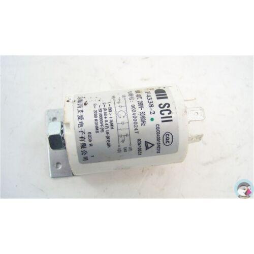 24000247 HAIER HW-D1470TVE-F n°172 Antiparasite 0.68µF+0.47µF 16A lave linge