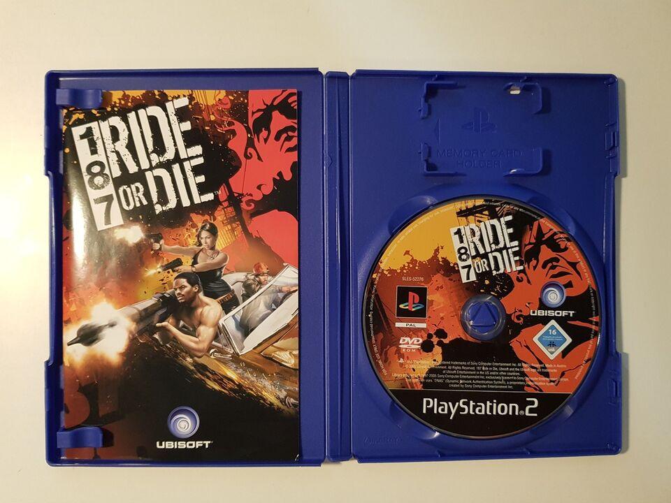 187 - Ride or die, PS2
