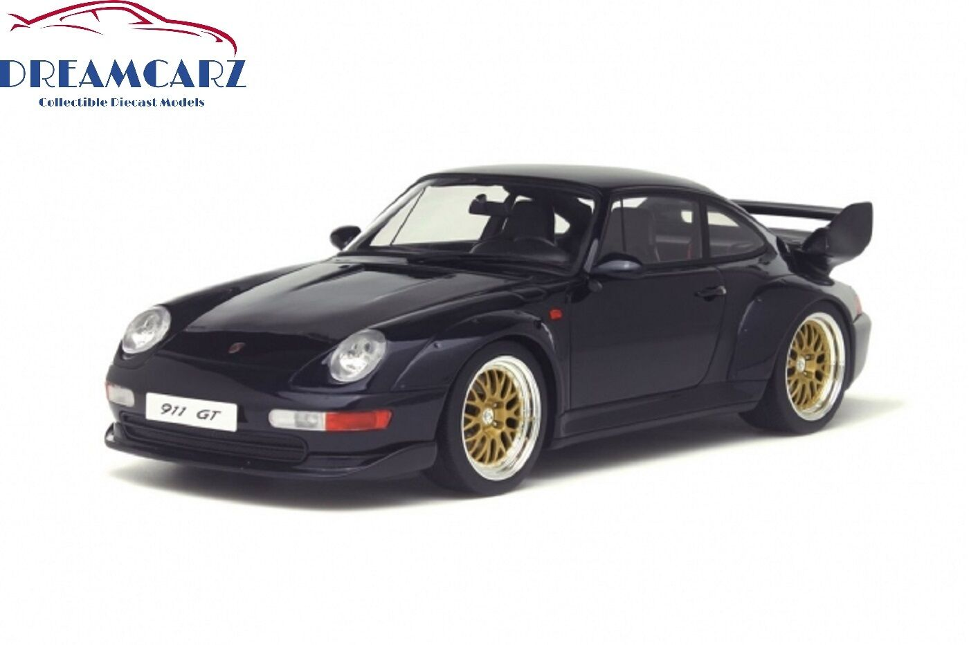 GT Spirit GT144 1/18 Porsche 911 933 GT2 - 1500 piezas Limitada