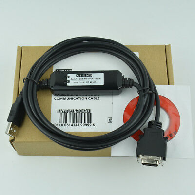 NEW Mitsubishi J2S Servo Download Cable USB-MR-CPCATCBL3M for industry use