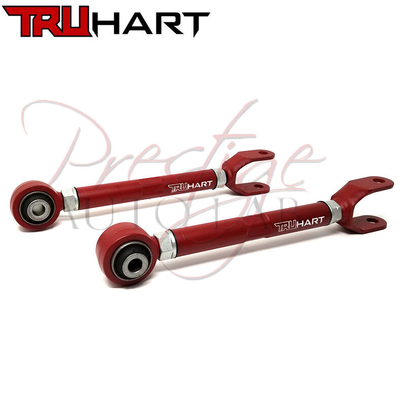 Truhart Adjustable Rear Lower Control Arms LCA Kit G35 Coupe Sedan 03-07 New
