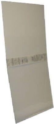 "Clear Plexiglass Precision Cut Cast Acrylic Sheet 18/"" X 36/"" X 1//2/"""