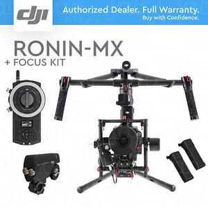 DJI-RONIN-MX-3-Axis-Handheld-Gimbal-Stabilizer-2-Batteries-DJI-FOCUS-KIT