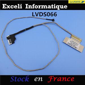Genuine HP Pavilion 15-F Genuine HP Pavilion LED LCD Video Cable P/N DD0U86LC020 - France - État : Neuf: Objet neuf et intact, n'ayant jamais servi, non ouvert, vendu dans son emballage d'origine (lorsqu'il y en a un). L'emballage doit tre le mme que celui de l'objet vendu en magasin, sauf si l'objet a été emballé par le fabricant d - France