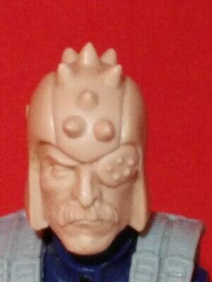 MH098 Cast Action figure HEAD SCULPT FOR USE WITH 1:18th Scale gi joe militaire