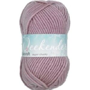 STYLECRAFT-WEEKENDER-SUPER-CHUNKY-100g-Various-Colours-1