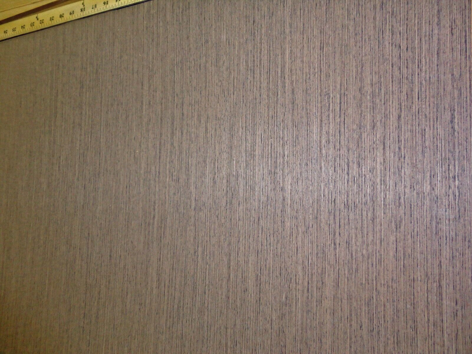 """Wenge African composite wood veneer 24/"""" x 24/"""" on paper backer 1//40th/"""" thick #947"""