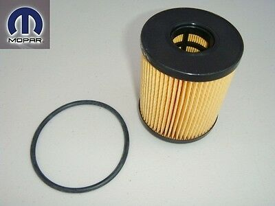 Premium Oil Filter for Dodge Dart Fiat 500 500L 1.4L 2012 2013 2014 2015 Pack 3