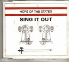 (BT143) Hope Of The States, Sing It Out - DJ CD