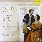 German Popular Songs (CD, Nov-2007, Haenssler)
