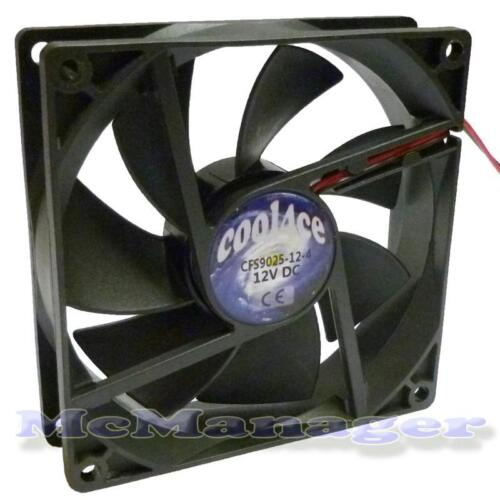 Computer PC Case Heat sink Cooling Cooler Extractor Axial Fan or Finger Grill