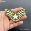 Patch-Toppa-Esercito-Militare-Military-AirBorne-AirForce-Ricamata-Termoadesiva Indexbild 24