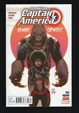 Sam Wilson Captain America 3 1st Joaquin Torres Hi Res Scans