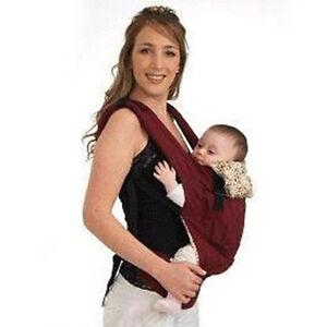 Babytrage-Baby-Tragetasche-Rueckentrage-Bauchtrage-Tragegurt-Carrier-bis-3-Jahre