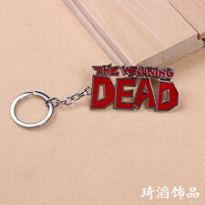 THE WALKING DEAD Personality Design Cool Metal Keyring Top Sale Keychain ZYC