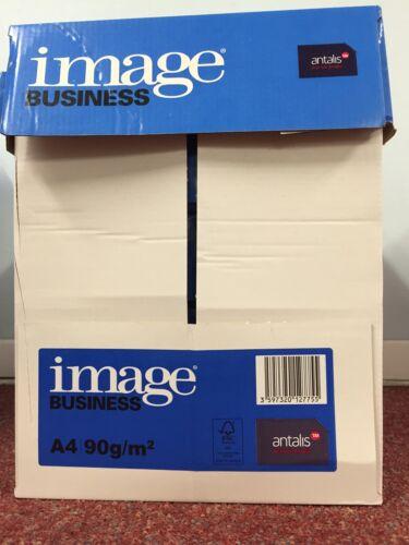 IMAGE BUSINESS 90GSM A4 LASER /& INKJET PAPER 500 1000 2500 5000 10000 SHEETS