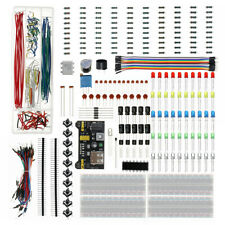 Lot 200pcs Electronic Components Led Diode Transistor Capacitor Resistance Kit