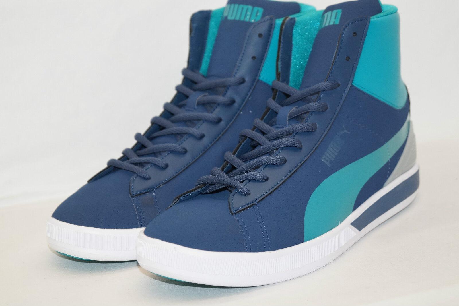 Puma Future Suede mid Lite PERF uk.8 ligero azul muy ligero uk.8 zapato c71e94