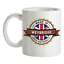 Made-in-Weybridge-Mug-Te-Caffe-Citta-Citta-Luogo-Casa miniatura 1