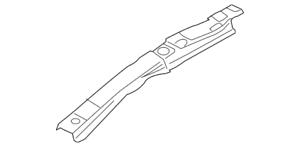 Genuine Ford Upper Rail AR3Z-16155-A
