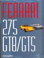 Ferrari 275 GTB GTS out-of-print book by Automobilia New Great Cars