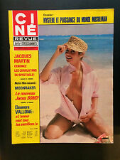 CINE REVUE 1979 N°23 sydne rome jacques martin natalie wood philippe lemaire