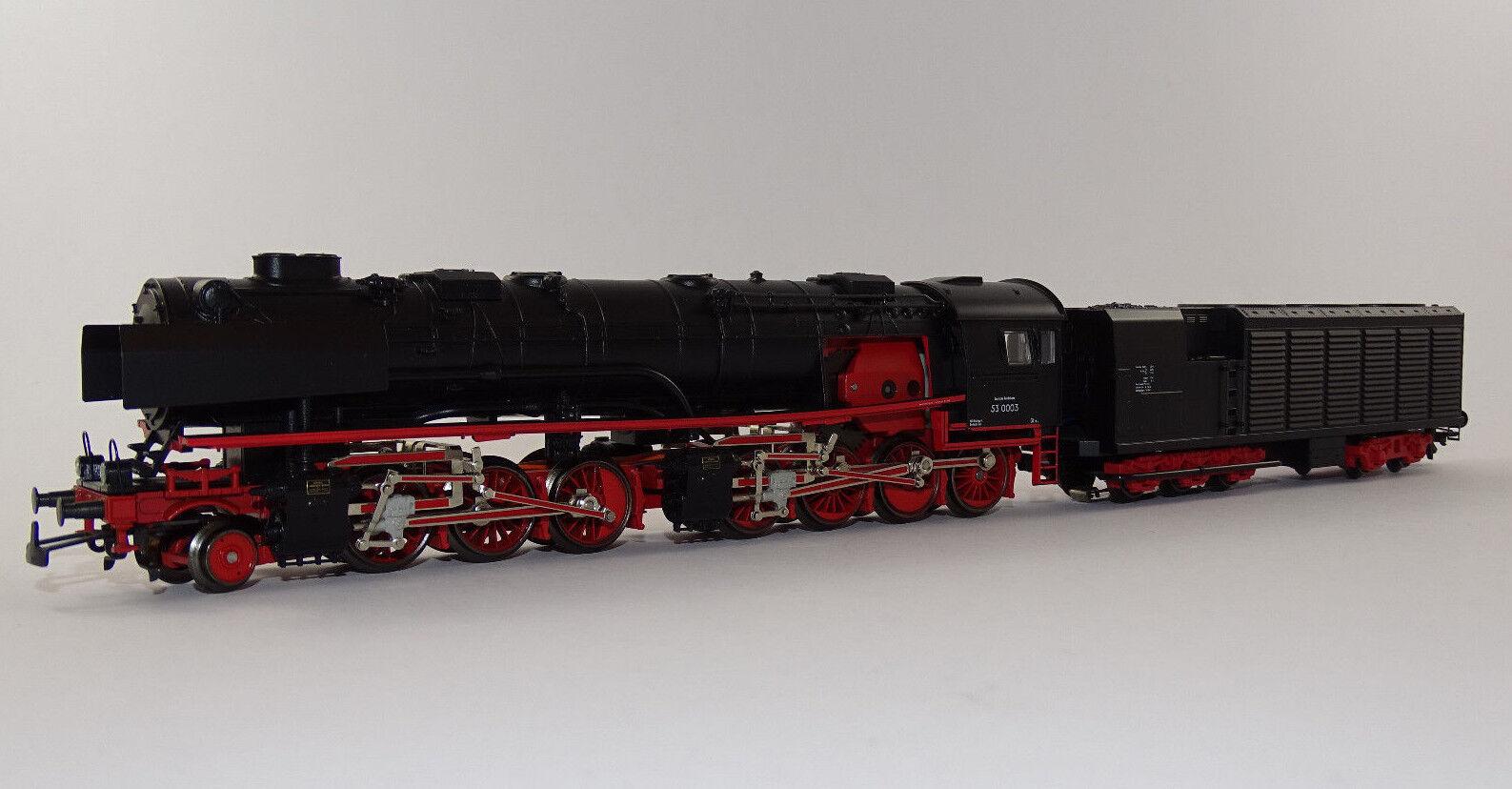 Märklin 37029 Dampflokomotive BR 53 K der DR Schnittmodell 140 Jahre Märklin neu