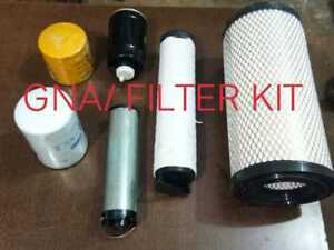Jcb-Filter-Service-Kit-Project-12-Non-Turbo-Engine-Set-Of-6-Filter