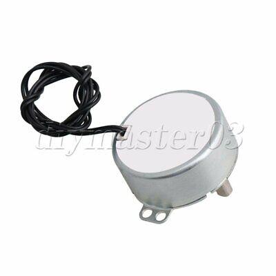 1,5 U//MIN AC220V Getriebemotor Synchron Elektromotor Silber