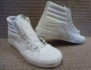 Vans Sk8 Blanc Reissue Hombre mono hi T Zapatos De l TZ6qrT0x