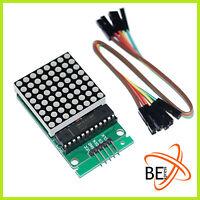 MAX7219 8x8 Dot Matrix Modul MCU control Display Module Arduino Raspberry Pi