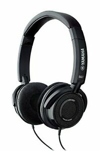 NEW YAMAHA open air type headphone black HPH-200 BK