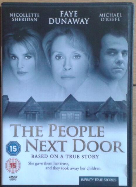 The People Next Door (DVD) Nicolette Sheridan, Michael O'Keefe - New & Sealed