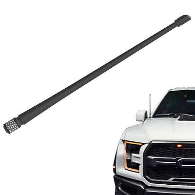 13 inches Flexible Rubber Antenna Replacement fit for Ford F150 2009-2020 Accessories