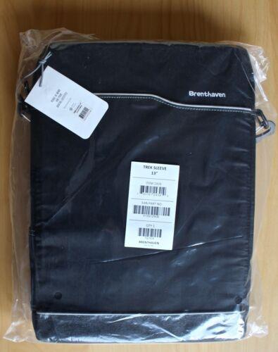 """Case BRAND NEW! Brenthaven Trek Sleeve 13/"""" Laptop Bag"""