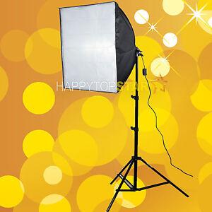 24-034-x-24-034-60cm-x-60cm-Soft-box-Flash-Slave-Flash-Bulb-Light-Stand-Photo-Studio