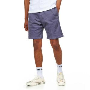 Carhartt-WIP-Lawton-Short-034-Vestal-034-Stretch-Twill-9-oz-Decent-Purple-Hose