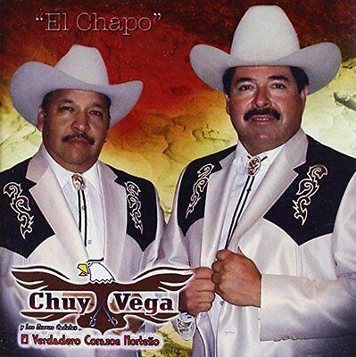 CHUY VEGA - EL CHAPO (2006 BRAND NEW CD) | eBay