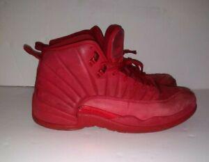 Nike Air Jordan 12 Gym Red Size 10 No