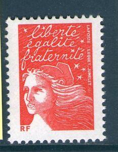 TIMBRE-N-3417b-SANS-BANDE-DE-PHOSPHORE-NEUF-XX-MARIANNE-DE-LUQUET