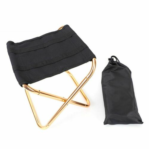 Outdoor mini Fishing Camping Picnic Portable Lightweight Folding Chair Stool