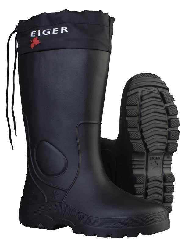 Eiger Lapland Thermo botas botas de invierno para el uso de hasta -50 ° C