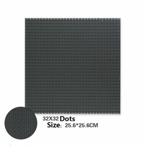 Double-Sided 32*32 Dots Base Plates For Small Bricks DIY Building Legoed Blocks